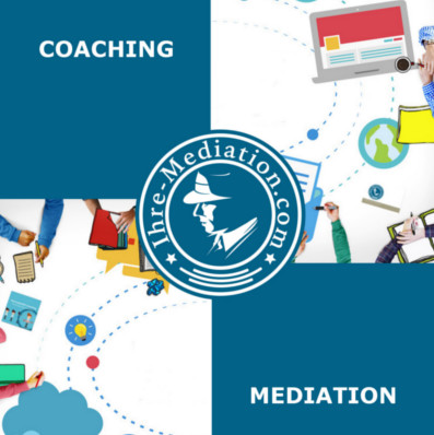 Flyer A4 Informationen über Coaching, Mediation und Kommunikation | Ihre-Mediation.com