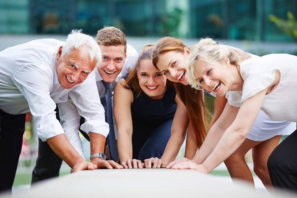 Business Coaching - Zusammenarbeit im Team